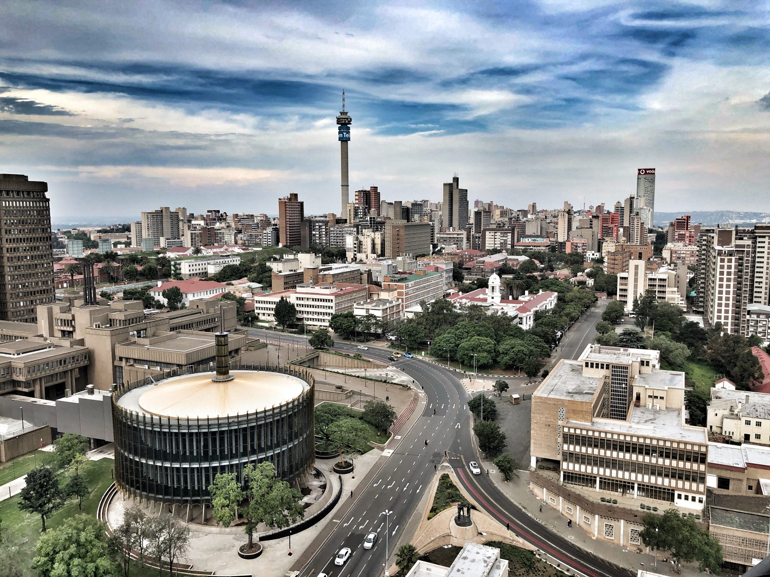 South Africa - 1