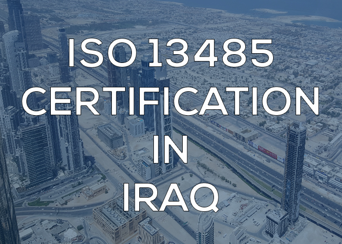 ISO 13485 Certification in Iraq