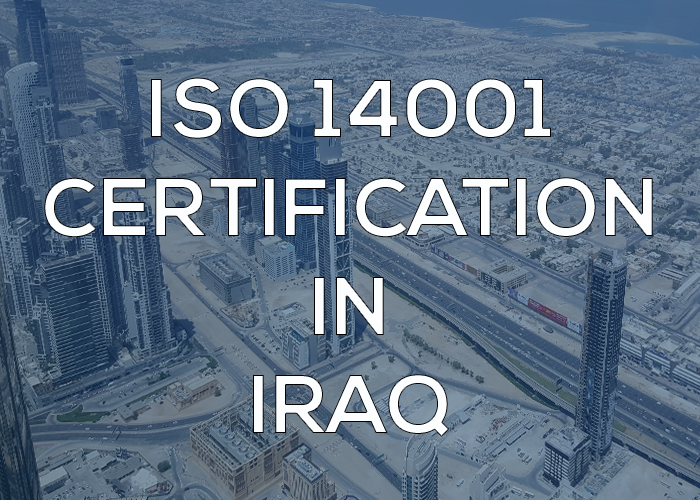 ISO 14001 Certification in Iraq