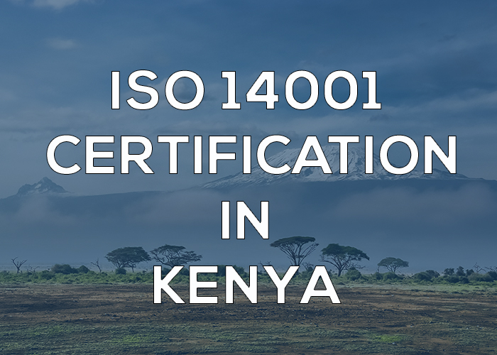 ISO 14001 Certification in Kenya