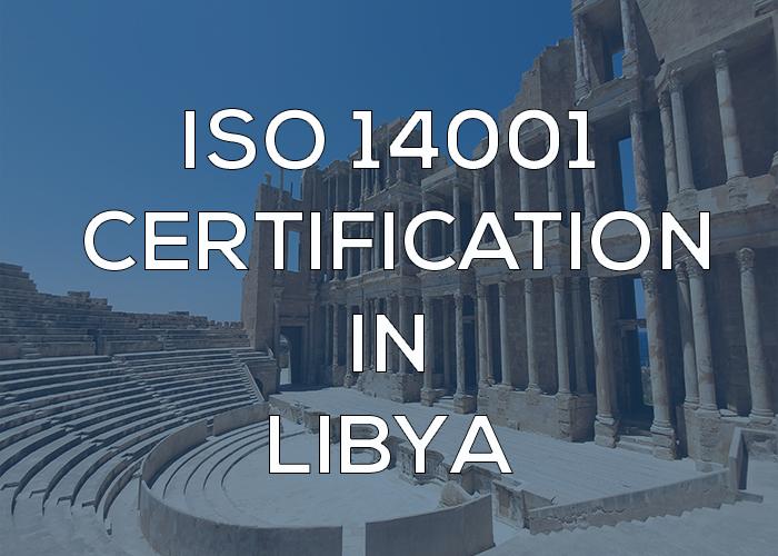 ISO 14001 Certification in Libya