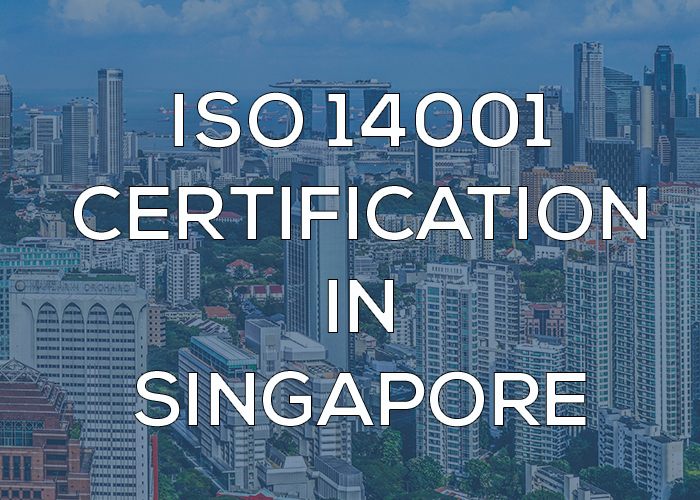 ISO 14001 Certification in Singapore