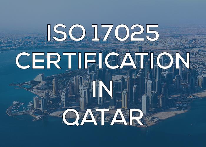 ISO 17025 Certification in Qatar
