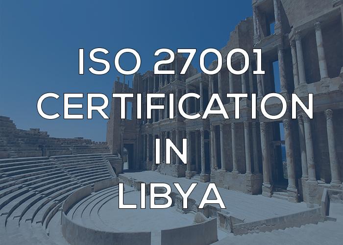 ISO 27001 Certification in Libya
