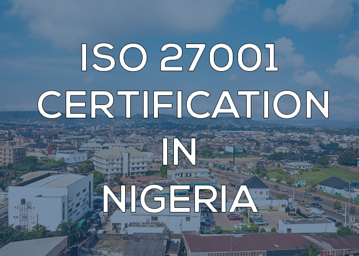 ISO 27001 Certification in Nigeria