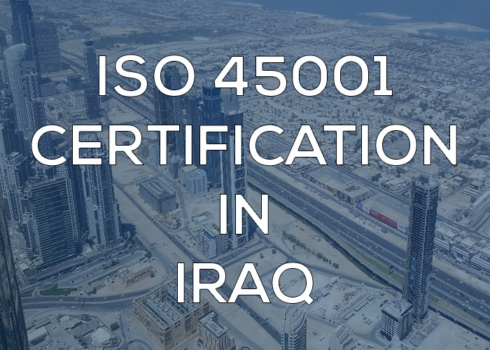ISO 45001 Certification in Iraq