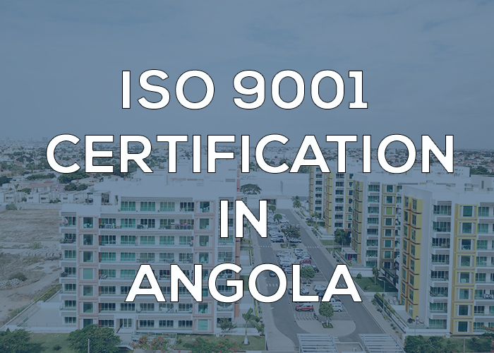 ISO 9001 Certification in Angola