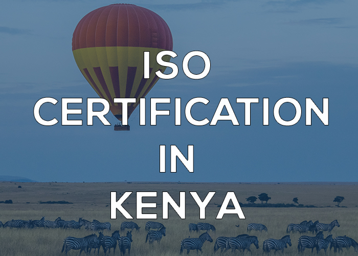 ISO Certification in Kenya