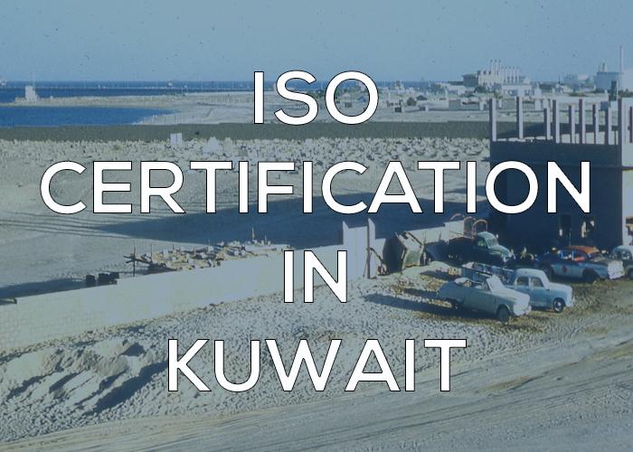 ISO Certification in Kuwait
