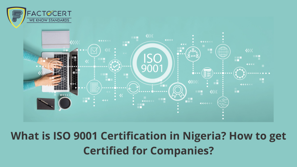 ISO 9001 Certification in Nigeria