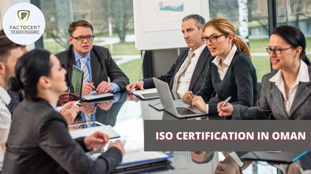 ISO CERTIFICATION IN OMAN