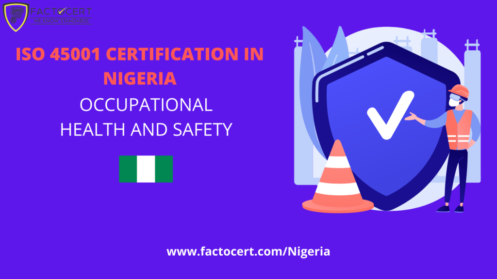 ISO 45001 Certification in Nigeria