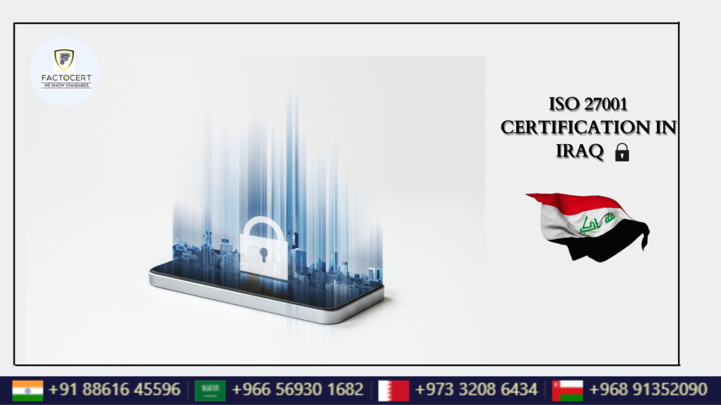 ISO 27001 CERTIFICATION IN IRAQ