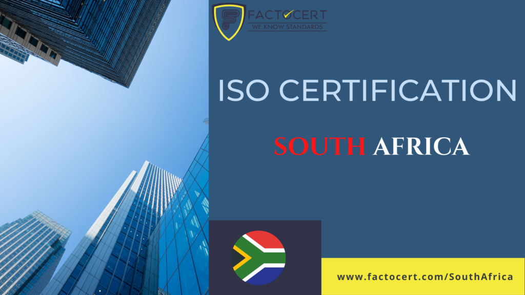 ISO Certification in South Africa