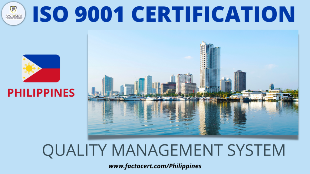 ISO 9001 Certification in the Philippines