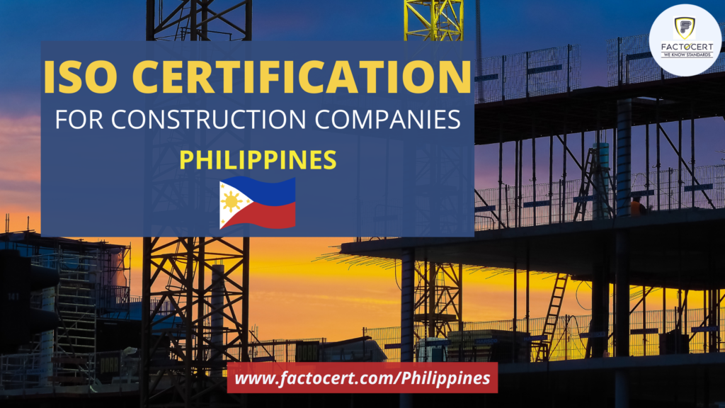 ISO Certification in the Philippines